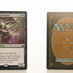 Archfiend of Despair battlebond (BBD) hologram mtg proxy magic the gathering tournament proxies GP FNM available