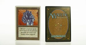 Gauntlet of Might   Unlimited Edition 2ED mtg proxy magic the gathering tournament proxies GP FNM available