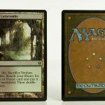Verdant Catacombs Zendikar mtg proxy magic the gathering tournament proxies GP FNM available
