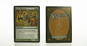 Mana Reflection   SHM (Shadowmoor) mtg proxy magic the gathering tournament proxies GP FNM available
