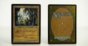 Ancient Tomb Tempest mtg proxy magic the gathering tournament proxies GP FNM available