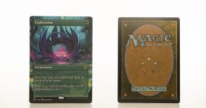 Exploration Extended Art 2XM Double Masters hologram mtg proxy magic the gathering tournament proxies GP FNM available