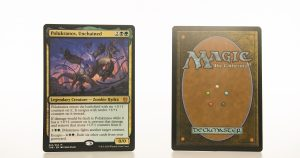 Polukranos, Unchained THB Theros beyond death hologram mtg proxy magic the gathering tournament proxies GP FNM available