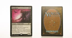 Bloodghast Secret Lair Drop (SLD) hologram mtg proxy magic the gathering tournament proxies GP FNM available