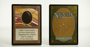 Mox Jet Beta mtg proxy magic the gathering tournament proxies GP FNM available