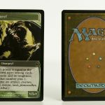 Tarmogoyf Future Sight mtg proxy magic the gathering tournament proxies GP FNM available