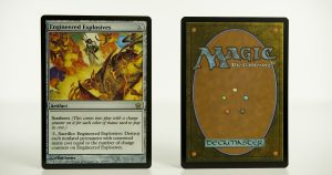 Engineered Explosives  mtg proxy magic the gathering tournament proxies GP FNM available