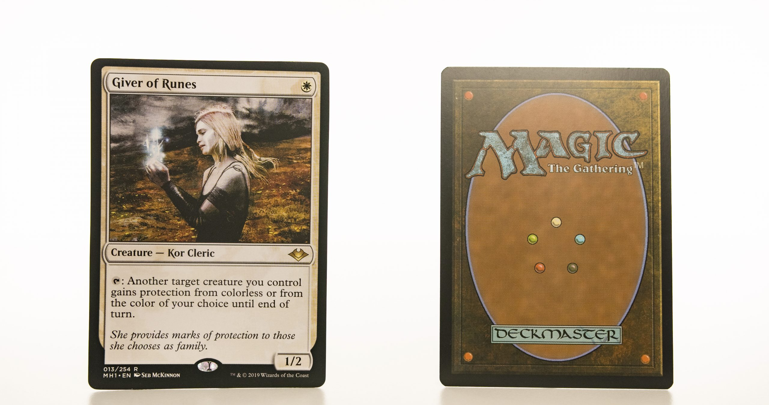 Giver of Runes MH1 mtg proxy magic the gathering tournament proxies GP FNM available