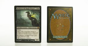 Skithiryx, the Blight Dragon   SOM (Scars of Mirrodin) mtg proxy magic the gathering tournament proxies GP FNM available