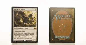 Wurmcoil Engine Commander 2014 mtg proxy magic the gathering tournament proxies GP FNM available