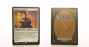Hammer of Nazahn C17 hologram mtg proxy magic the gathering tournament proxies GP FNM available