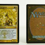 Voice of Resurgence Dragon's Maze mtg proxy magic the gathering tournament proxies GP FNM available