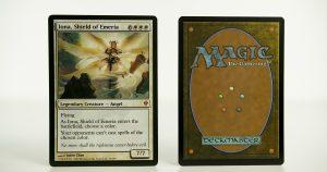 Iona, Shield of Emeria Zendikar mtg proxy magic the gathering tournament proxies GP FNM available