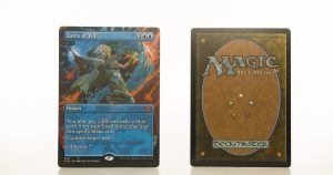 Force of will extended art extended art 2XM Double Masters hologram mtg proxy magic the gathering tournament proxies GP FNM available