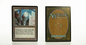 City in a Bottle   AN (Arabian Nights) ARN mtg proxy magic the gathering tournament proxies GP FNM available