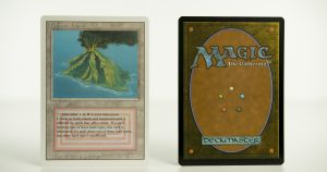 Volcanic Island Revised mtg proxy magic the gathering tournament proxies GP FNM available