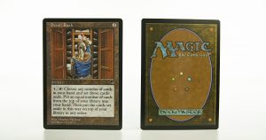 Scroll Rack   TE (Tempest) TMP mtg proxy magic the gathering tournament proxies GP FNM available