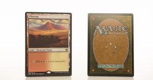Plateau Vintage Masters hologram mtg proxy magic the gathering tournament proxies GP FNM available