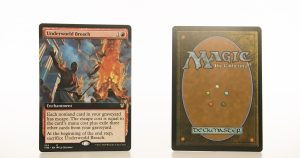 underworld breach extended art THB Theros beyond death hologram mtg proxy magic the gathering tournament proxies GP FNM available