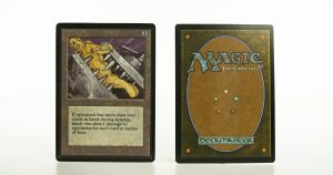 Black Vise   B Limited Edition Beta (LEB) mtg proxy magic the gathering tournament proxies GP FNM available