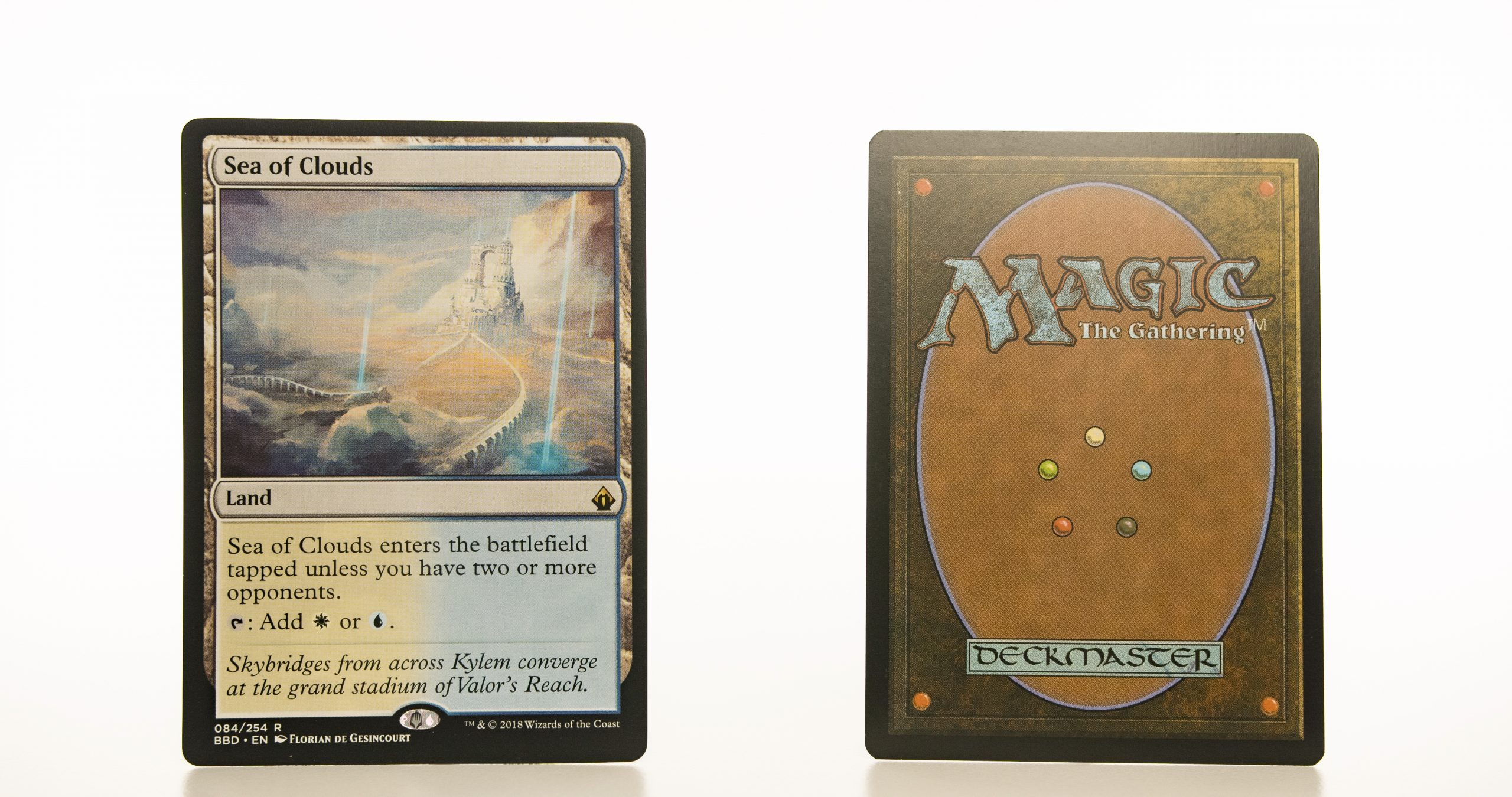 Sea of Clouds battlebond (BBD) hologram mtg proxy magic the gathering tournament proxies GP FNM available