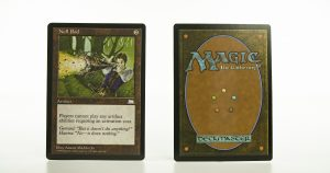 Null Rod WL (Weatherlight) WTH mtg proxy magic the gathering tournament proxies GP FNM available