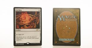 Sol Ring magicfest 2019 hologram mtg proxy magic the gathering tournament proxies GP FNM available