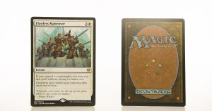 Flawless Maneuver C20 hologram mtg proxy magic the gathering tournament proxies GP FNM available