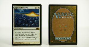 Leyline of Sanctity Magic 2011 mtg proxy magic the gathering tournament proxies GP FNM available