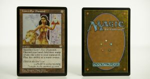Lion's Eye Diamond Mirage mtg proxy magic the gathering tournament proxies GP FNM available
