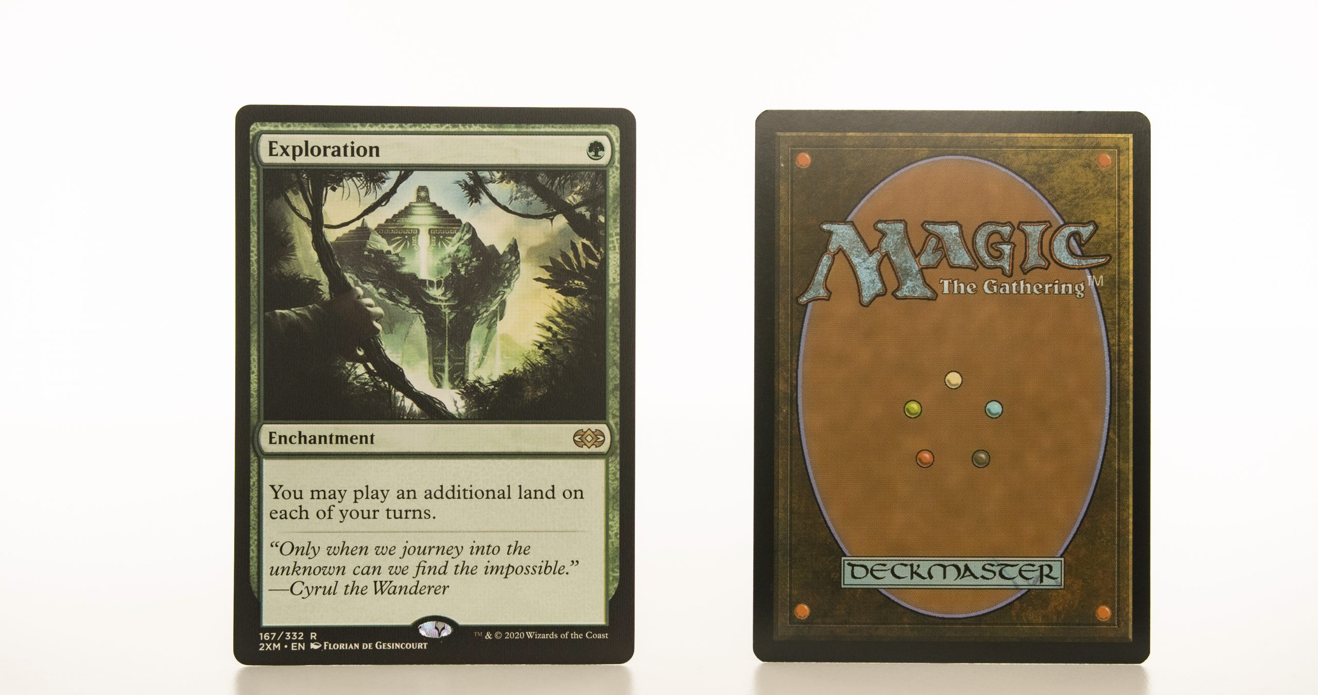 Exploration 2XM Double Masters hologram mtg proxy magic the gathering tournament proxies GP FNM available