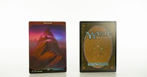 Mountain UST Unstable mtg proxy magic the gathering tournament proxies GP FNM available