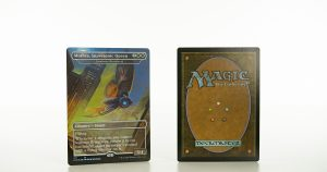 Luminous Broodmoth - Mothra, Supersonic Queen Ikoria: Lair of Behemoths (IKO) foil mtg proxy magic the gathering tournament proxies GP FNM available