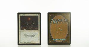 armageddon  B Limited Edition Beta (LEB) mtg proxy magic the gathering tournament proxies GP FNM available