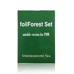 24 pieces per set foilForest unstable fixed set mtg proxy magic the gathering tournament proxies GP FNM available