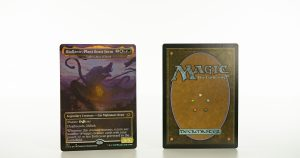 Nethroi, Apex of Death - Biollante, Plant Beast Form Ikoria: Lair of Behemoths (IKO) foil mtg proxy magic the gathering tournament proxies GP FNM available