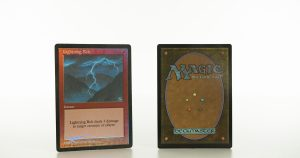 Lightning Bolt Judge Gift Program mtg proxy magic the gathering tournament proxies GP FNM available