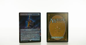Sword of fire and ice 2xm double masters foil mtg proxy magic the gathering tournament proxies GP FNM available