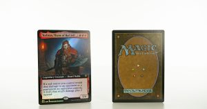 Torbran, Thane of Red Fell ELD Throne of Eldraine foil mtg proxy magic the gathering tournament proxies GP FNM available