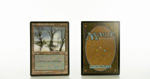 Snow-Covered swamp Ice Age mtg proxy magic the gathering tournament proxies GP FNM available