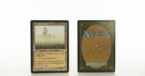 deserted temple  OD (Odyssey) ODY mtg proxy magic the gathering tournament proxies GP FNM available