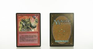 goblin wizard DRK(the dark) mtg proxy magic the gathering tournament proxies GP FNM available