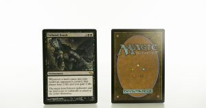 Polluted Bonds  SHM (Shadowmoor) mtg proxy magic the gathering tournament proxies GP FNM available