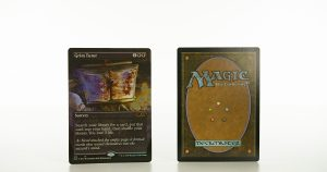 Grim Tutor extended art core set 2021 M21 foil mtg proxy magic the gathering tournament proxies GP FNM available