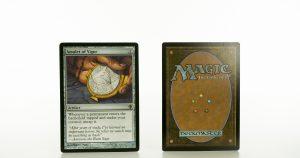 Amulet of Vigor  Worldwake (WWW) WWK mtg proxy magic the gathering tournament proxies GP FNM available