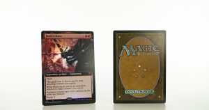 Embercleave (extended art) ELD Throne of Eldraine foil mtg proxy magic the gathering tournament proxies GP FNM available