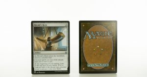 Herald's Horn  mtg proxy magic the gathering tournament proxies GP FNM available