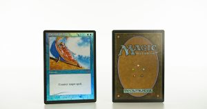 Counterspell Judge Gift Cards 2000 G00 foil mtg proxy magic the gathering tournament proxies GP FNM available