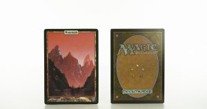 Mountain UNH Unhigned mtg proxy magic the gathering tournament proxies GP FNM available