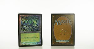 Forest Urza's Saga arena land foil mtg proxy magic the gathering tournament proxies GP FNM available